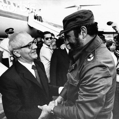 Honecker-Castro