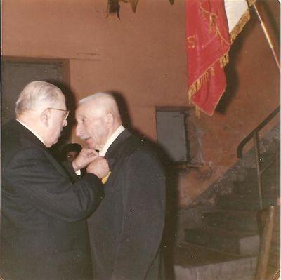 décoration légion d'honneur henri deloumeau en mai 1973 2