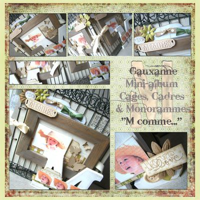 gauxanne album cages affiche-copie-1