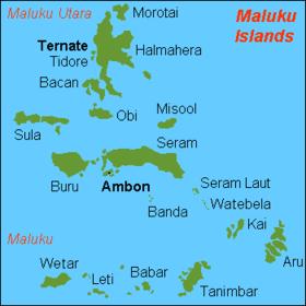 Maluku-carte