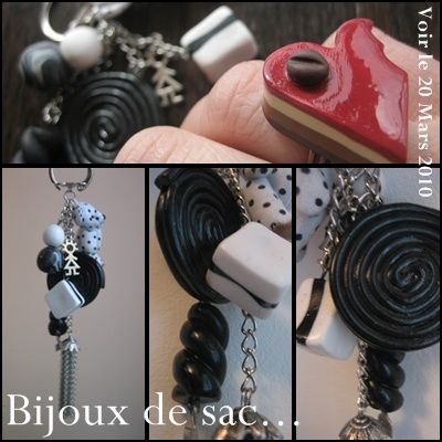 faire soi m me un bijoux de sac tuto que cache ma boite belette. Black Bedroom Furniture Sets. Home Design Ideas