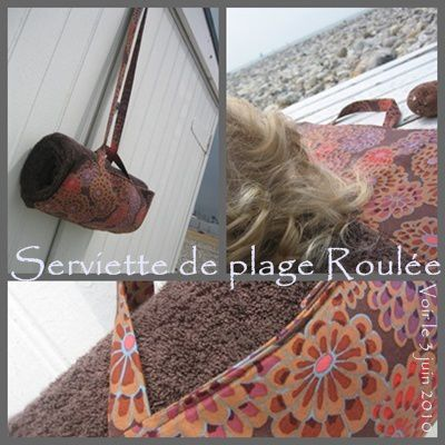 serviette de plage