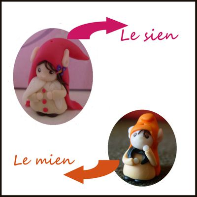 Fimo avec Laurence