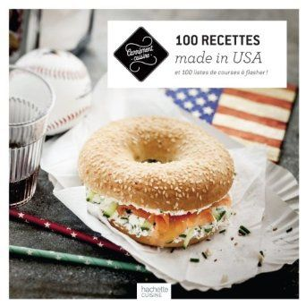 100 recettes made in usa