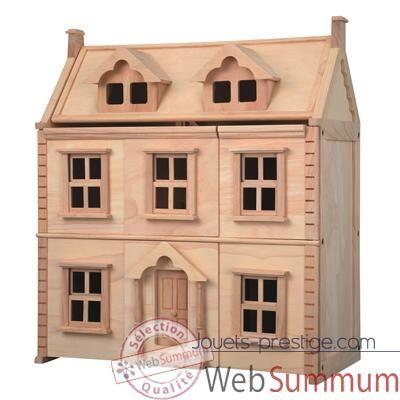 maison victorienne en bois jouet respectueux de l 39 environnement le blog de julianne2. Black Bedroom Furniture Sets. Home Design Ideas