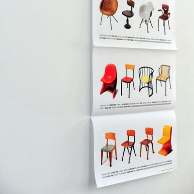 poster collection minuscule carr