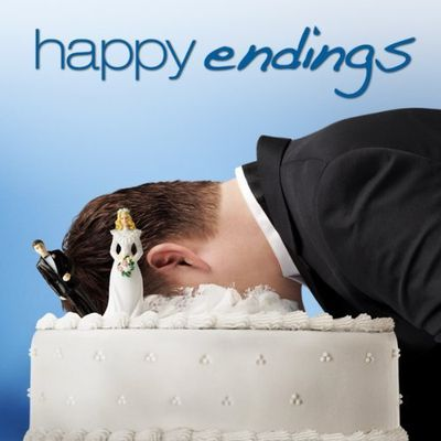 Happy-endings affiche
