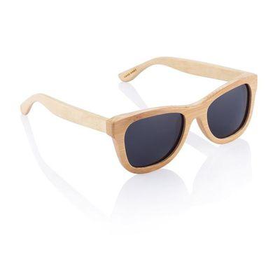 lunette de soleil bois impression publicitaire 3