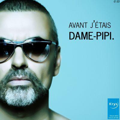 AVANT J'ETAIS DAME PIPI - GEORGE MICKAEL