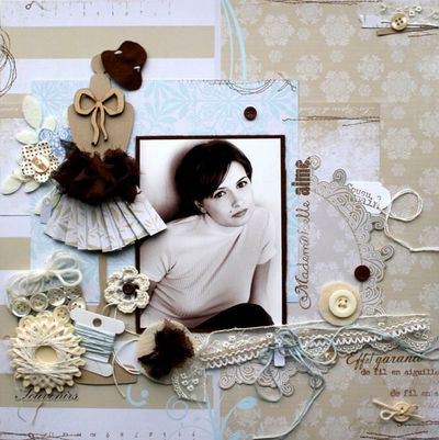 page mademoiselle aime