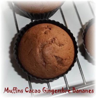 Muffins cacao 2