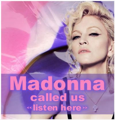 US Radio: Download Madonna's interview on ''Kidd Kraddick in the Morning'' on Oct. 05, 2009