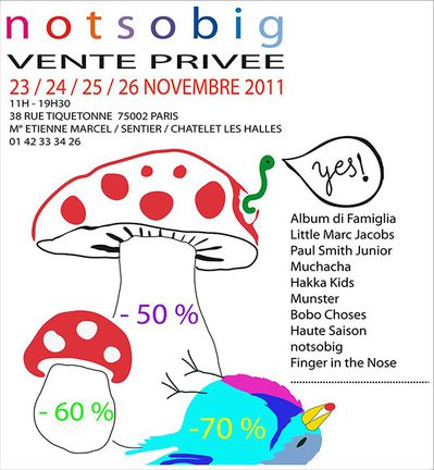 ventes prives notsobig AH11