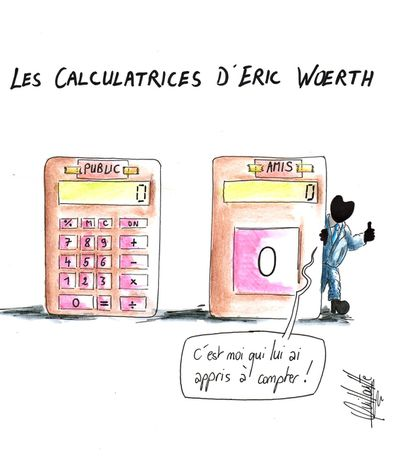 375 - Calculatrices Woerth