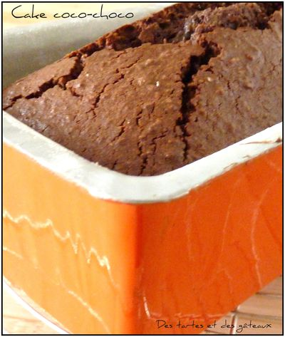 Cake coco choco 3