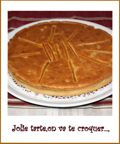 Tarte-frangipane-orange 0499