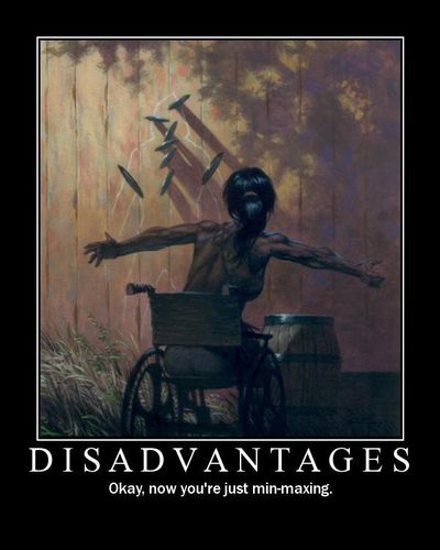 disadvantages