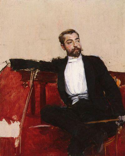 481px-Giovanni Boldini %281842-1931%29 - A Portrait of John