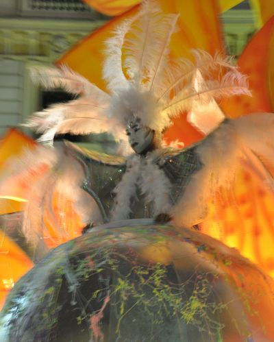 Carnaval - Plumes