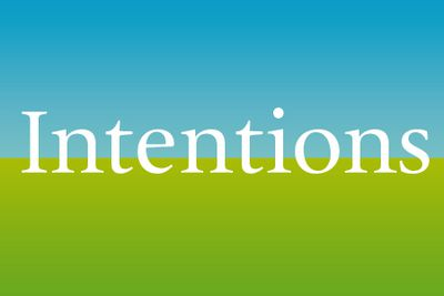 intentions 72
