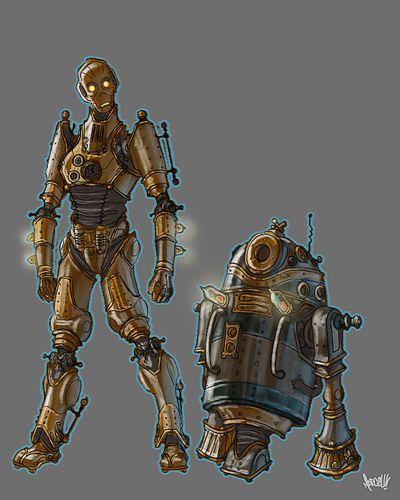 2 Droids