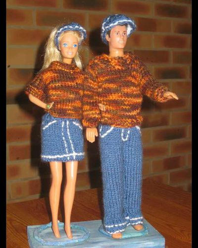barbie et ken jeans