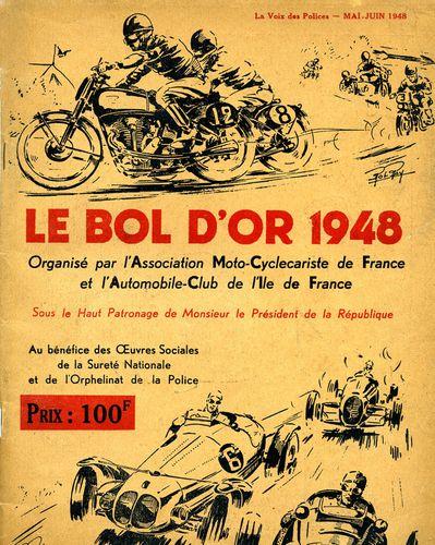 1948 bol programme158