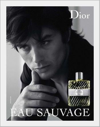 Eau Sauvage DIOR Alain DELON