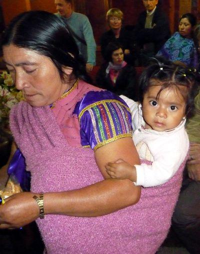 Jour 5 San Cristobal baby