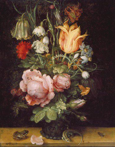 Savery Roelandt fleurs