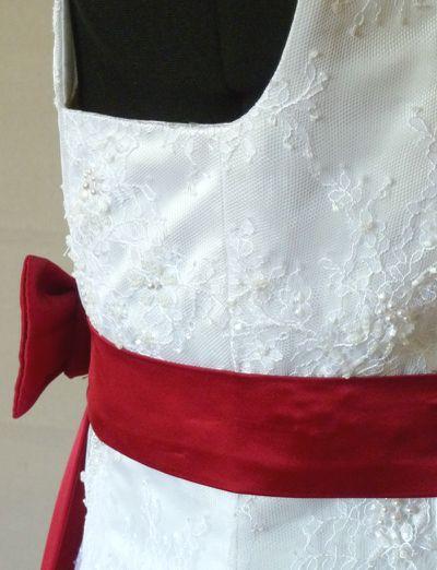 robe mariée Ivette 6