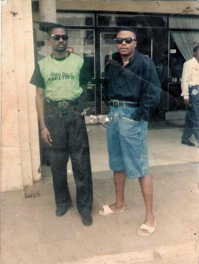 La belle epoque - Werasson et JB Mpiana