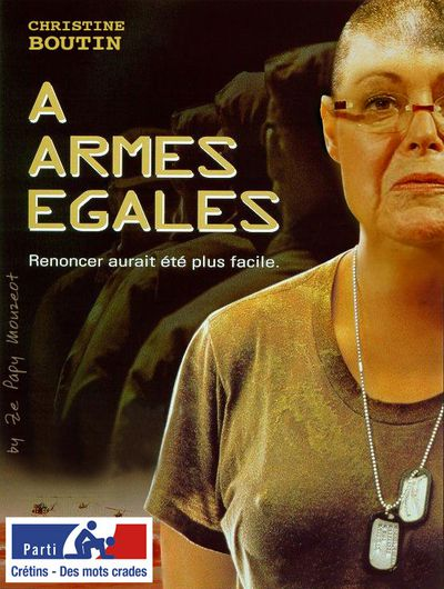 Boutin Armes Egales