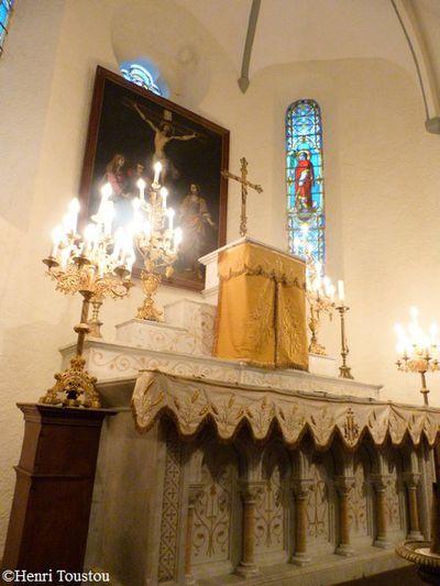 Niort de Sault 089 église