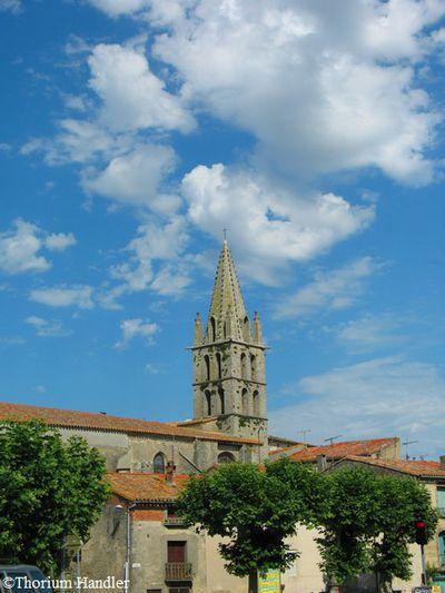 Saint Papoul 02 abbaye