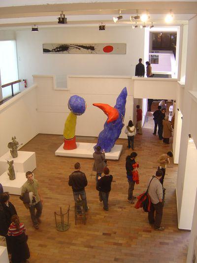 josep lluis sert fondation miro barcelone (4)