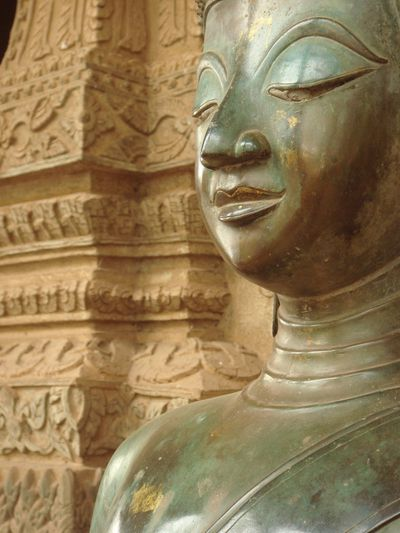 Laos sculpture bouddha (2)