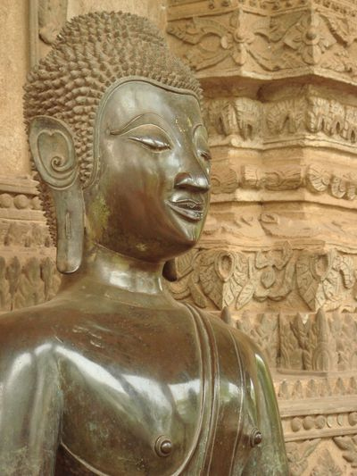 Laos sculpture bouddha (3)