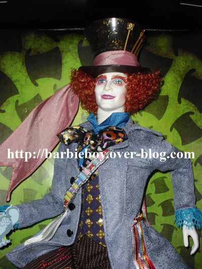 The Mad Hatter (2)
