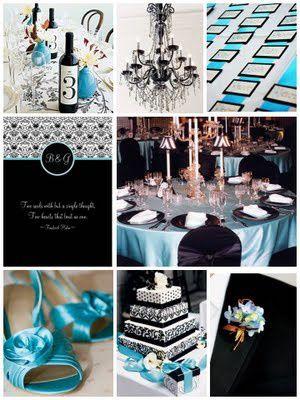 décoration de table mariage baroque