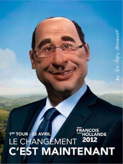 Hollande Changement