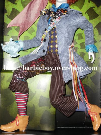 The Mad Hatter (3)