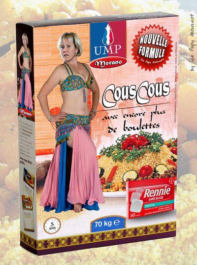Morano couscous