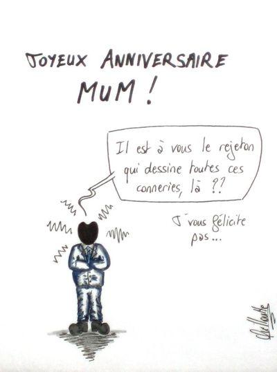 258 - Anniv Mum
