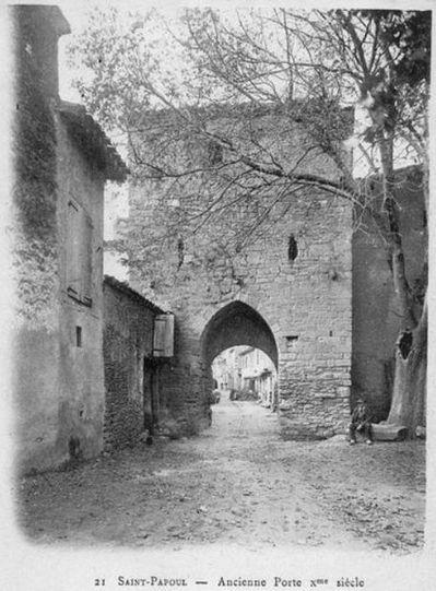 Saint Papoul ancien 016 en 1905