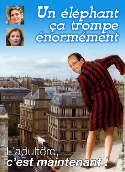 Hollande Elephant