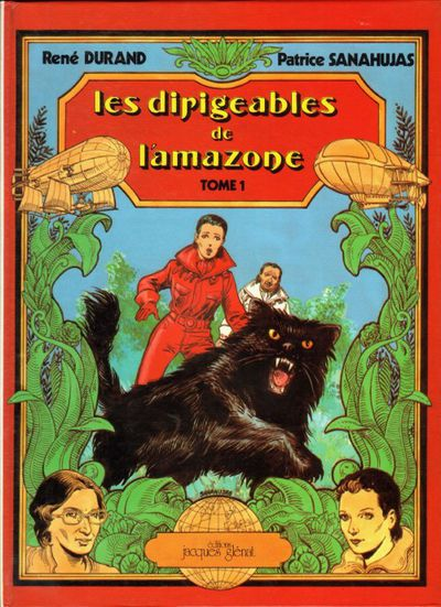 dirigeables amazone tome 1