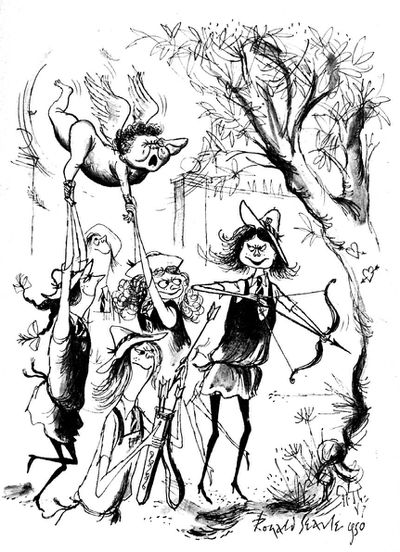 Searle Cupid St Trinian410