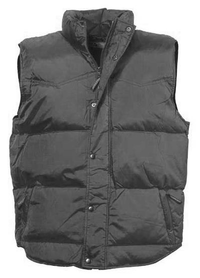 Gilet en polyester 210T ripstop anti-dechirure 4 poches 061