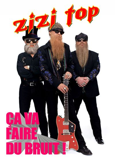 Papy ZZ Top
